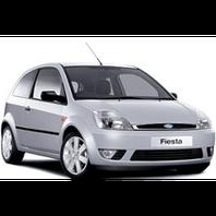 Тюнинг Ford Fiesta 2002-2008