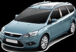 Тюнинг Ford Focus Wagon 2004-2011