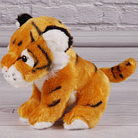 Мягкая игрушка Тигр, плюшевый тигр, игрушка тигренок 18 см