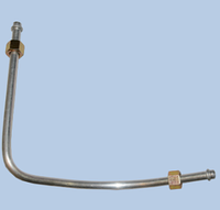 Трубка подачи воздуха на обратный клапан 3/8-3/8 L-450mm