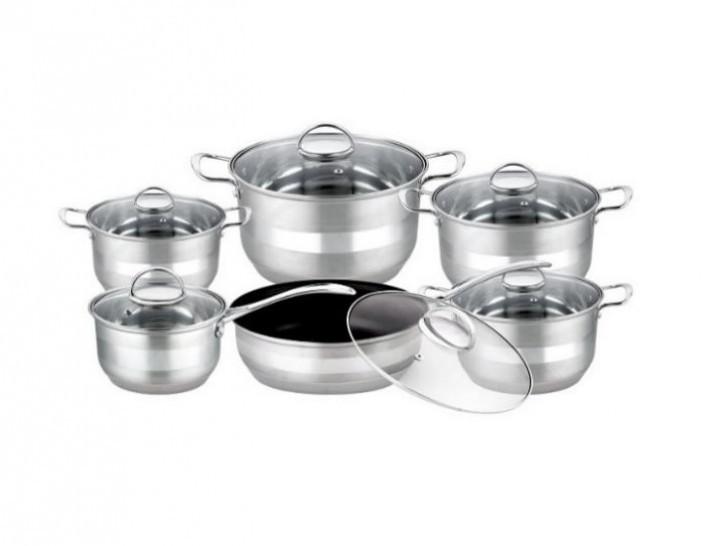 Набор посуды Edenberg из 12 предметов EB-3732/FRU-739