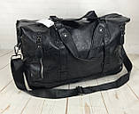 Мужская дорожная сумка. Сумка для поездок, командировок, фото 3