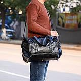 Мужская дорожная сумка. Сумка для поездок, командировок, фото 7