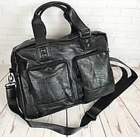 Мужская городская сумка. Сумка для поездок