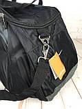 Большая дорожная, спортивная сумка Nike. Сумка в дорогу , для поездок, фото 6