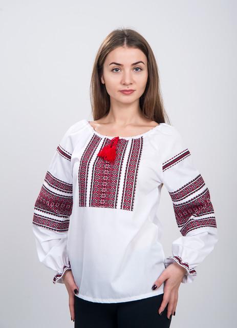 Українські вишиванки (ткані, нашивка)