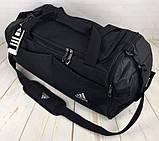 Красивая спортивная сумка Adidas. Сумка для тренировок , в спортзал. Дорожная сумка., фото 5