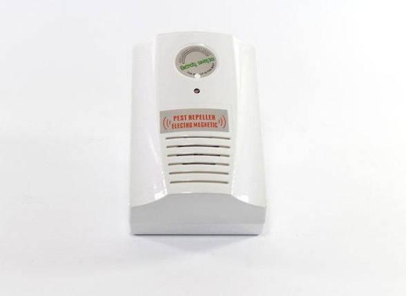 Прибор для  отпугивания  крыс, мышей и насекомых 2 в 1 Power saver Pest reppeler, фото 2