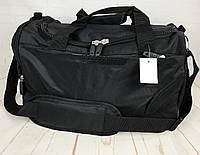 Небольшая спортивная сумка без логотипа с отделом для обуви.