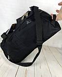 Красивая спортивная сумка. Сумка для тренировок , в спортзал. Дорожная сумка., фото 10
