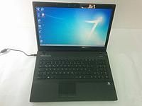 Ноутбук, notebook, Terra 1510, 2 ядра по 2,0 ГГц, 2 Гб ОЗУ, HDD 160 Гб, фото 1