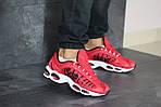 Мужские кроссовки Nike Air Max Tn Supreme (красные), фото 3