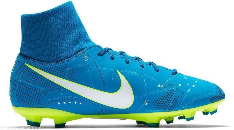 Детские футбольные бутсы Nike Mercurial Victory VI DF Neymar FG (Оригинал) 921486-400