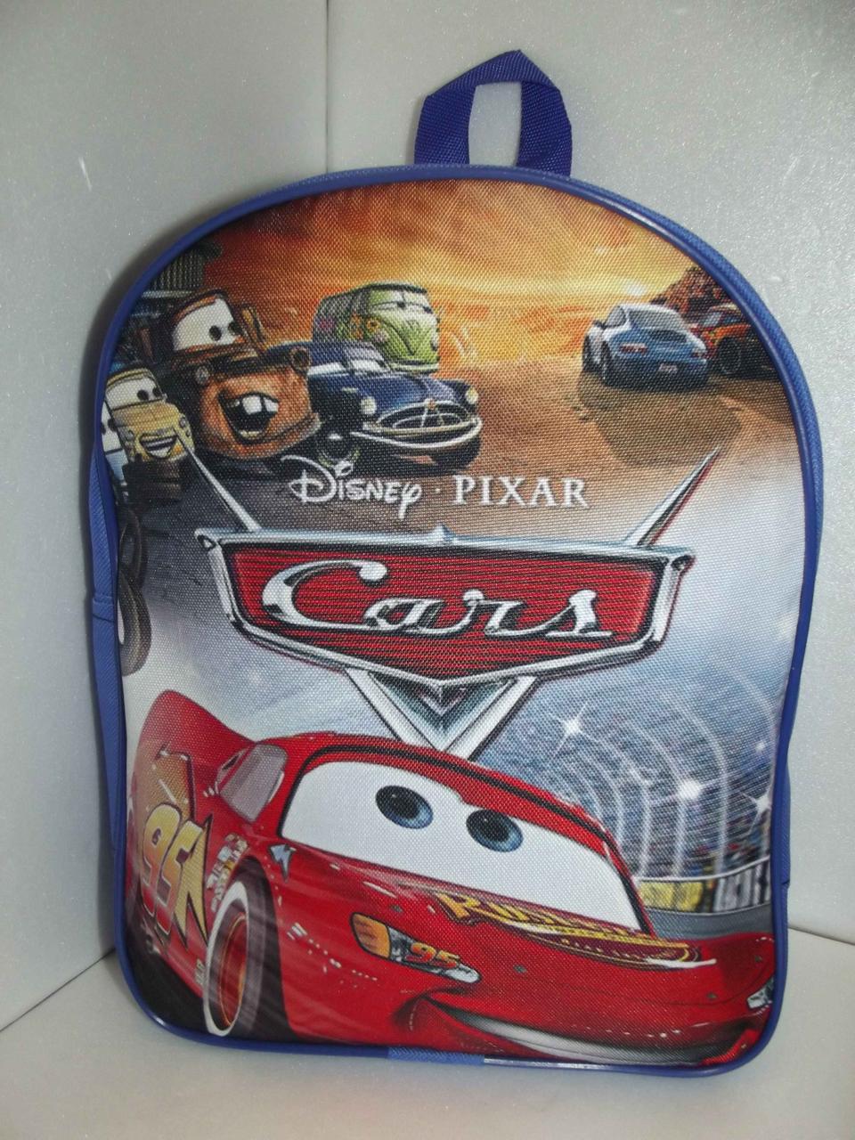 """Рюкзак для хлопчика """"Тачки"""". Копія"""