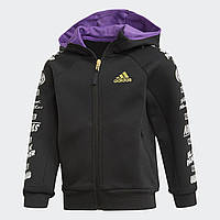 Детская толстовка Adidas Performance Marvel Black Panther ED6453, фото 1