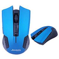 Мышка беспроводная Jedel MW603 Синяя