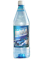 Вода дистильована 0,9л,  ЗАПХ