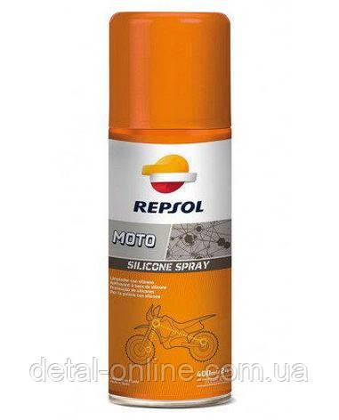 RP716E98 Силиконовая смазочная жидкость RP MOTO SILICONE SPRAY 400ml, фото 2
