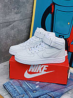 Мужские кроссовкиNike Air Force мужская обувь белые кроссовки найк
