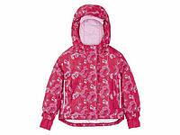 Детская термо-мембранная куртка Lupilu 110\116 девочке, фото 1