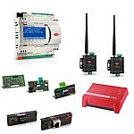 Беспроводные порты, Интерфейсы интеграции в шины BMS и полевой шины, Коммуникационные контроллеры