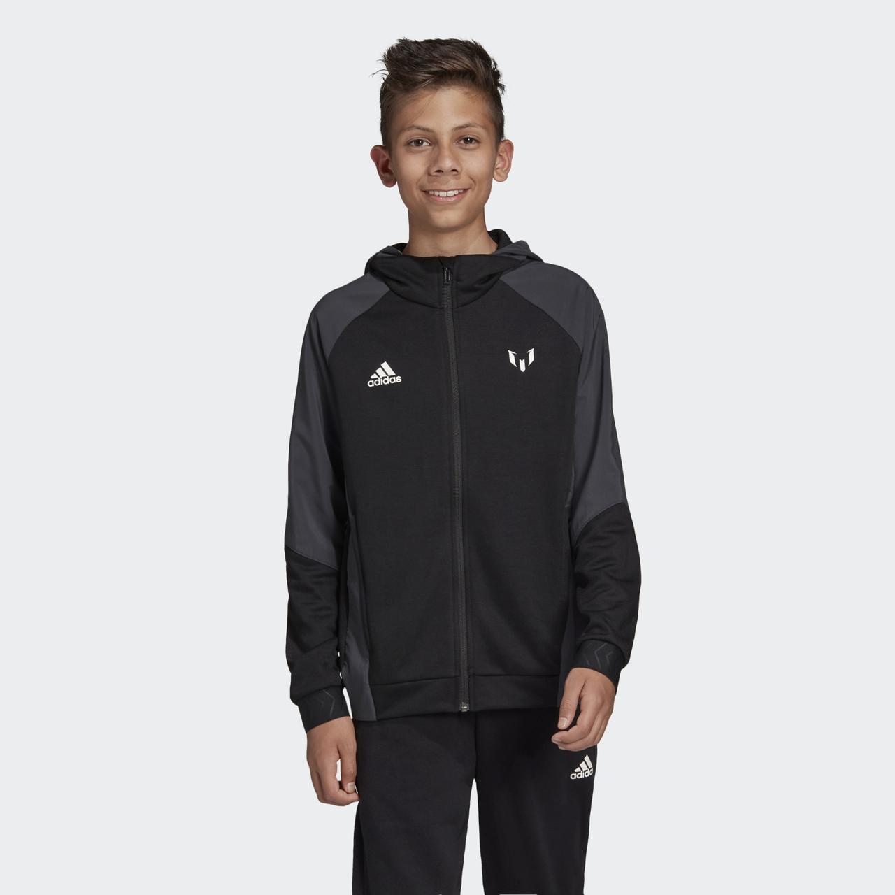 Детская толстовка Adidas Performance Messi Full-Zip ED5722