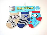 Носочки для новорожденного носки в роддом хлопок