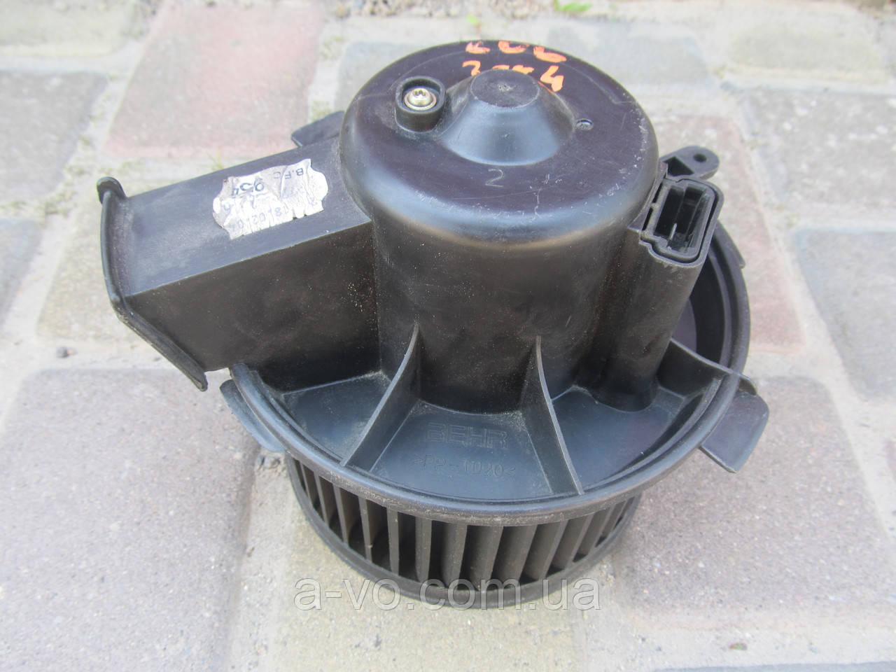 Вентилятор моторчик печки для Peugeot 206, 6424501