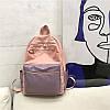 Нейлоновый рюкзак для девушки, фото 5