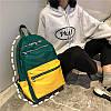 Нейлоновый рюкзак для девушки, фото 4