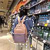Нейлоновый рюкзак для девушки, фото 10