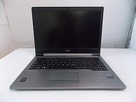 Ноутбук FUJITSU Lifebook U745 (14''/Core i5-5200U/4Gb/128Gb SSD) БУ