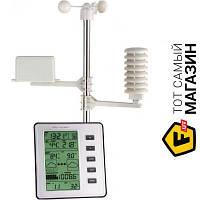 Домашняя метеостанция TFA 35.1077.54 - барометр, термометр, гигрометр, анемометр, осадкомер