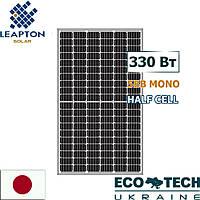 Солнечная батарея Leapton LP-М-60-H-330 Half-Cell монокристалл