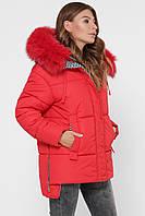 Зимняя модная женская куртка X-Woyz Размеры 42- 52