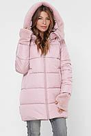 Зимняя женская куртка X-Woyz с митенками Размеры 42- 48