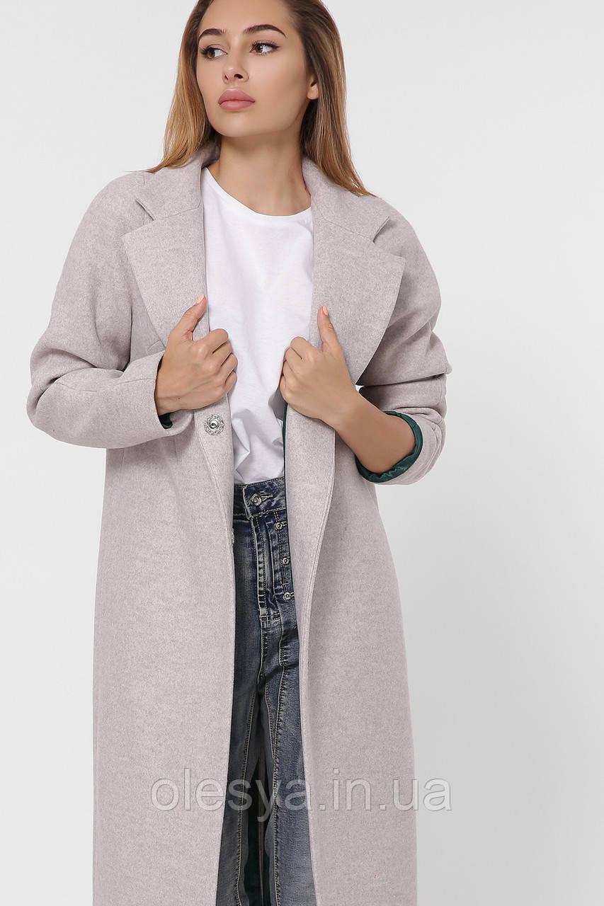 Демисезонное женское пальто X-Woyz 8844 размеры 42- 48