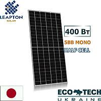 Сонячна батарея Leapton LP-М-72-H-400W Half-Cell монокристал