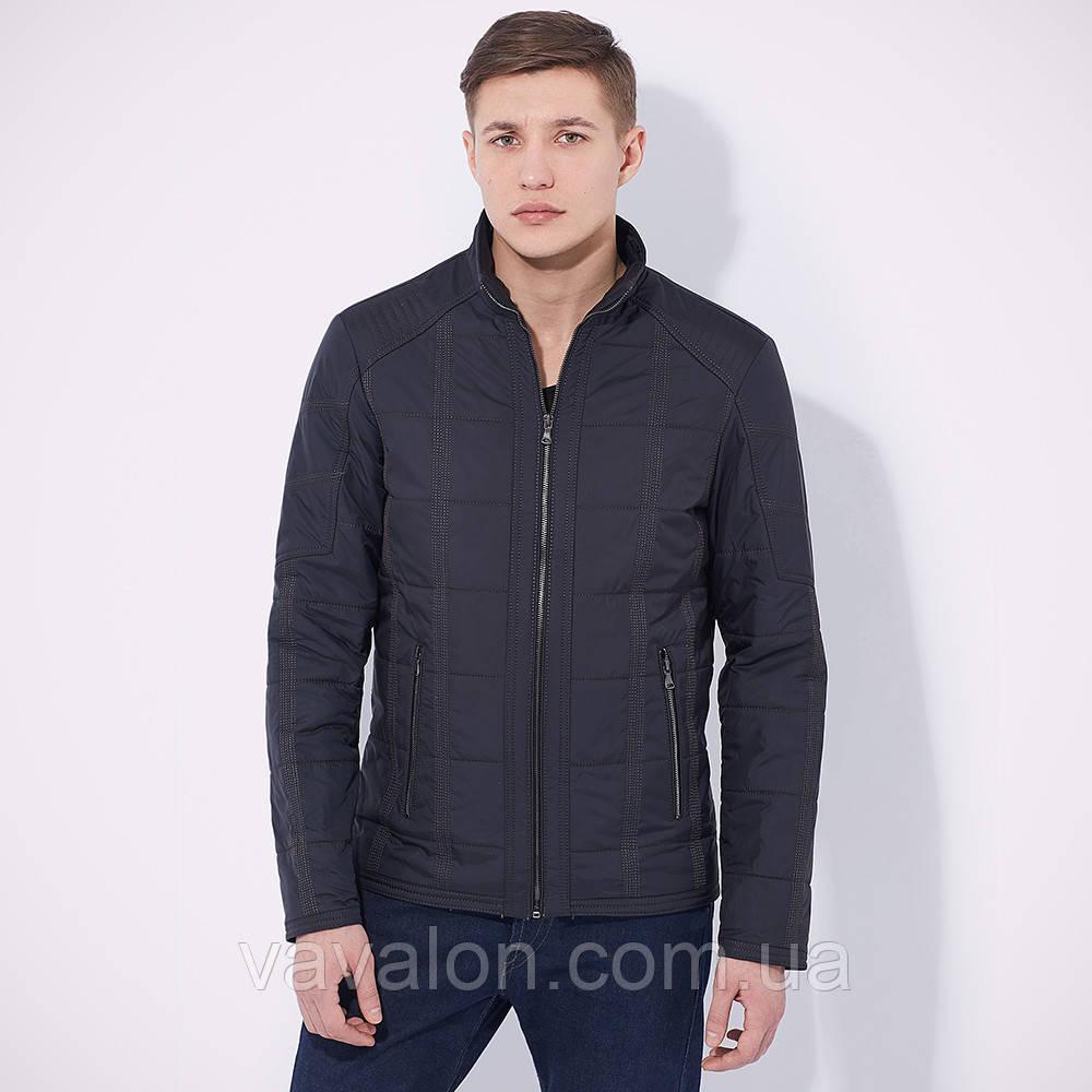 Демисезонная укороченная куртка