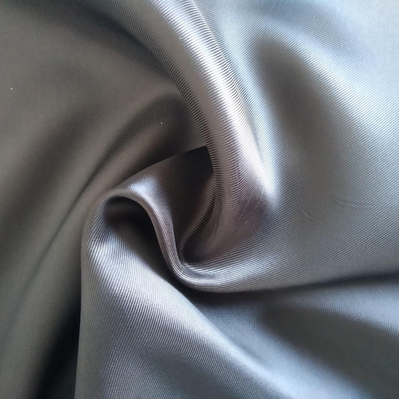 Підкладка віскоза, ширина 150см колір сірий