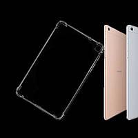 "Силиконовый бампер Anomaly Super Clear TPU чехол для Samsung Galaxy Tab S5e 10.5"" 2019 SM-T720 T725 Прозрачный"