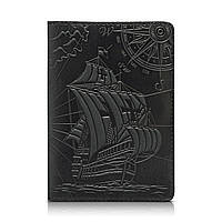 "Обложка для паспорта HiArt PC-01 Shabby Night ""Discoveries"", фото 1"