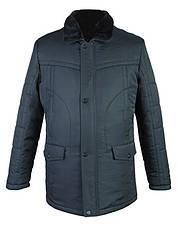 Удлиненная мужская куртка (стиль классик), фото 2