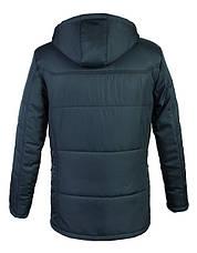 Удлиненная мужская куртка (стиль классик), фото 3
