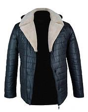 Зимняя мужская куртка с капюшоном.Модель этого года!, фото 3