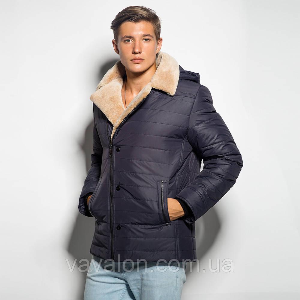 Зимняя мужская куртка (косуха)