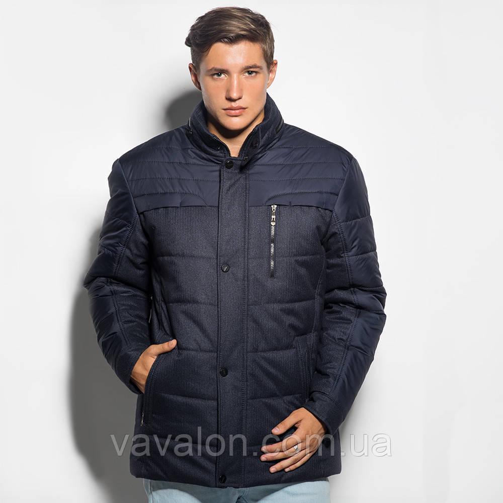 Мужская удлиненная зимняя куртка! Модель этого года!
