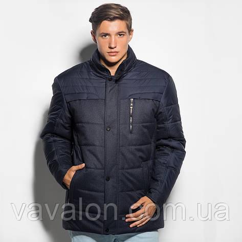 Мужская удлиненная зимняя куртка! Модель этого года!, фото 2