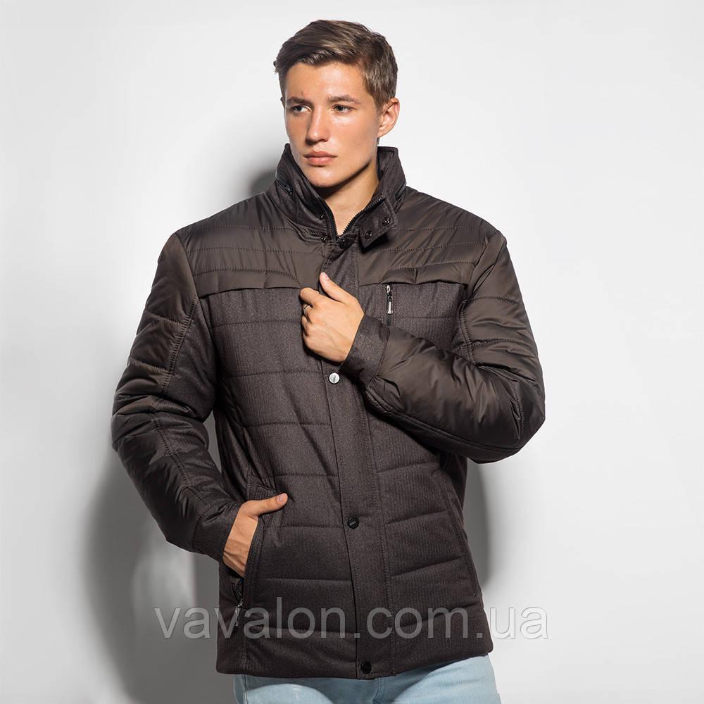 Мужская удлиненная зимняя куртка.Модель этого года!