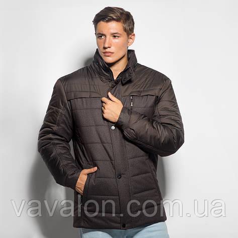 Мужская удлиненная зимняя куртка.Модель этого года!, фото 2